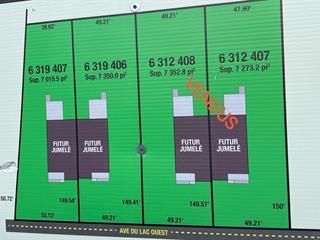 Terrain à vendre à Roxton Pond, Montérégie, Avenue du Lac Ouest, 21771321 - Centris.ca