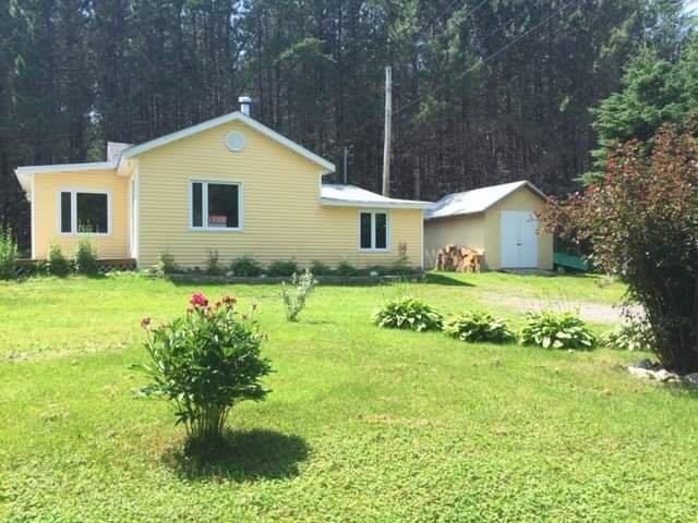 Cottage for sale in Saint-René-de-Matane, Bas-Saint-Laurent, 78, Route  Dufour, 20962825 - Centris.ca