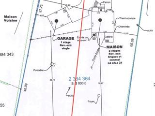 Terrain à vendre à Lévis (Les Chutes-de-la-Chaudière-Est), Chaudière-Appalaches, 21, Rue des Radeaux, 26297637 - Centris.ca