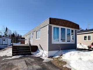 Mobile home for sale in Pointe-Lebel, Côte-Nord, 122, 4e Rue, 13776393 - Centris.ca