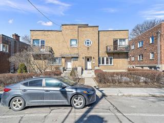 Duplex à vendre à Montréal (Côte-des-Neiges/Notre-Dame-de-Grâce), Montréal (Île), 4955 - 4957, Avenue  Dornal, 16786655 - Centris.ca