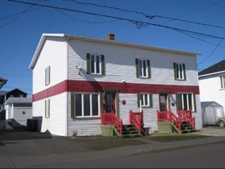 Duplex à vendre à Montmagny, Chaudière-Appalaches, 127 - 129, 6e Rue, 9749519 - Centris.ca