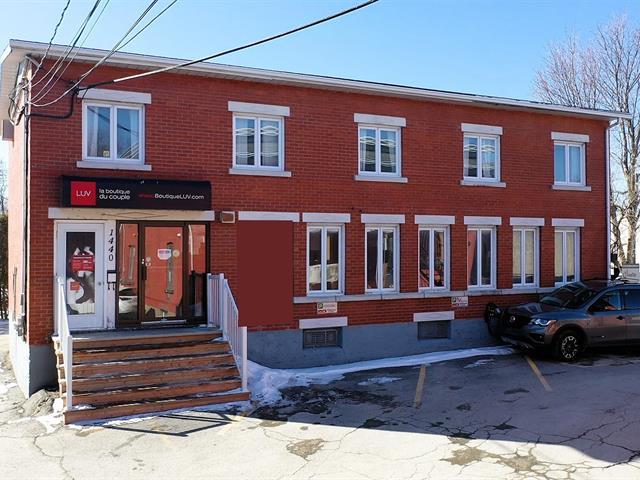 Commercial unit for rent in Sherbrooke (Les Nations), Estrie, 1440, Rue  King Ouest, suite 2E ÉTAGE, 18474765 - Centris.ca