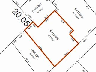 Lot for sale in Beauceville, Chaudière-Appalaches, 124e Rue, 20544734 - Centris.ca