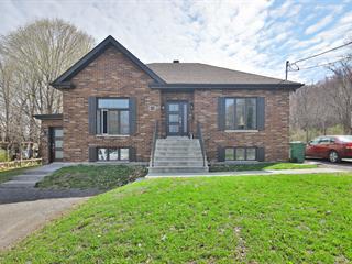 Duplex à vendre à Lachute, Laurentides, 113, Rue  Burroughs, 26491489 - Centris.ca