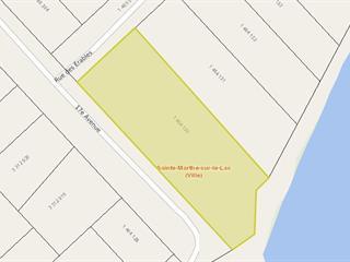 Terrain à vendre à Sainte-Marthe-sur-le-Lac, Laurentides, 3, 17e Avenue, 27959292 - Centris.ca