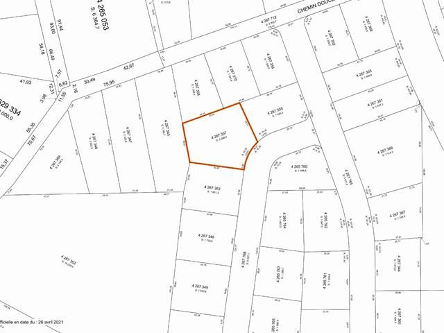 Terrain à vendre à Lac-Brome, Montérégie, Rue  Dumont, 27114159 - Centris.ca