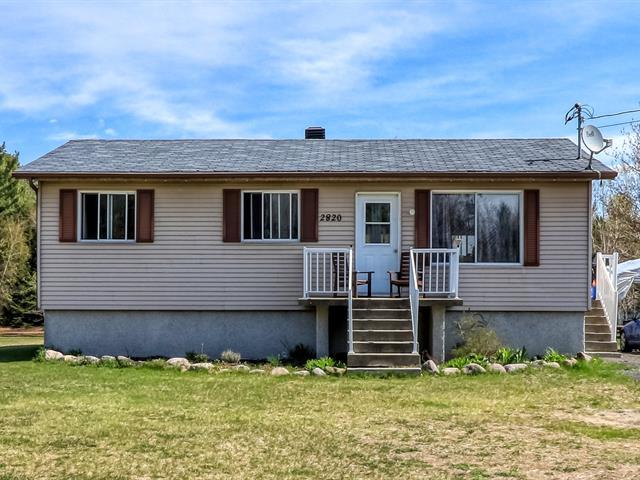 Maison à vendre à Saint-Édouard-de-Maskinongé, Mauricie, 2820, Rang des Chutes, 15665728 - Centris.ca