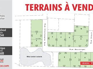 Lot for sale in Saint-Honoré-de-Shenley, Chaudière-Appalaches, Rue  Boulanger, 20144456 - Centris.ca