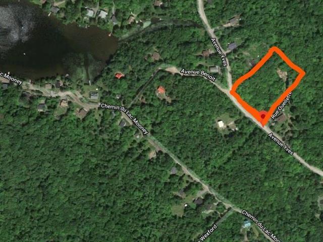 Terrain à vendre à Chertsey, Lanaudière, Avenue  Yves, 13642607 - Centris.ca