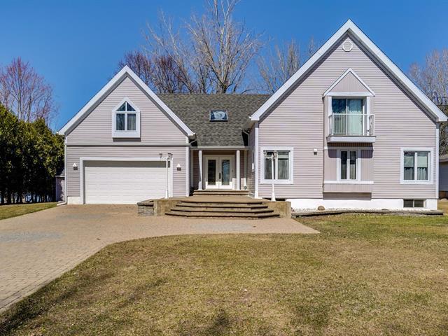 Maison à vendre à Sainte-Anne-de-Sorel, Montérégie, 2705, Chemin du Chenal-du-Moine, 28347492 - Centris.ca