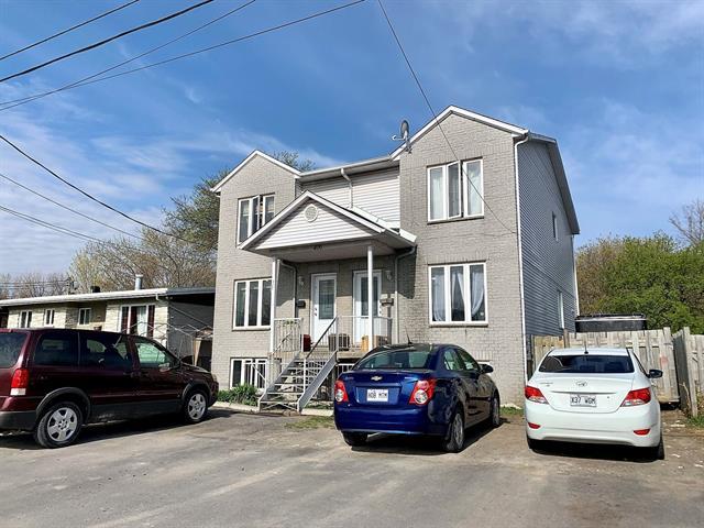 Quadruplex à vendre à Sainte-Catherine, Montérégie, 400, Rue  Centrale, 12136244 - Centris.ca
