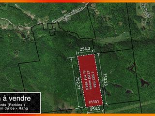 Land for sale in Val-des-Monts, Outaouais, 1151, Chemin du 6e-Rang, 23984892 - Centris.ca