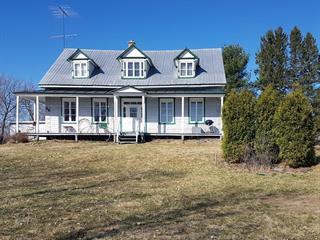 Hobby farm for sale in Saint-Stanislas (Mauricie), Mauricie, 1130, Route  159, 17200450 - Centris.ca