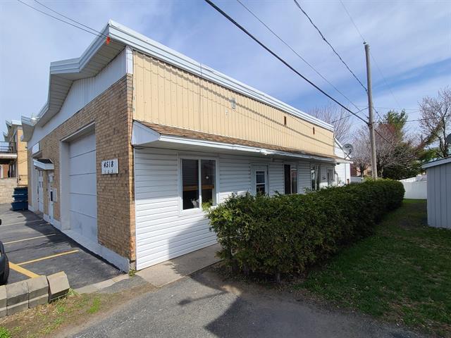 Quadruplex à vendre à Drummondville, Centre-du-Québec, 4518A - 4518D, boulevard  Saint-Joseph, 21439297 - Centris.ca