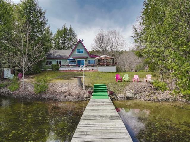 Cottage for sale in Val-des-Monts, Outaouais, 1011, Chemin du Fort, 18885942 - Centris.ca