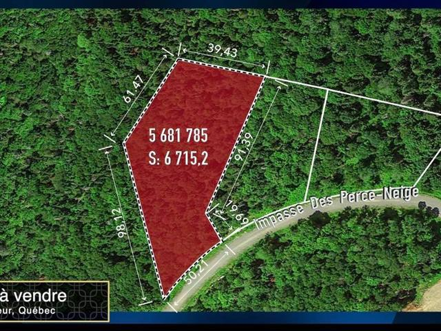 Terrain à vendre à Lac-Supérieur, Laurentides, 02, Chemin du Lac-Supérieur, 11234229 - Centris.ca