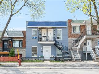 Triplex à vendre à Montréal (Mercier/Hochelaga-Maisonneuve), Montréal (Île), 2356 - 2360, Rue  Monsabré, 10899346 - Centris.ca