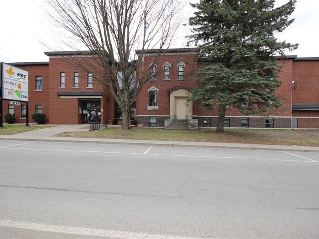 Commercial building for sale in Plessisville - Ville, Centre-du-Québec, 1783, Avenue  Saint-Edouard, 26822663 - Centris.ca