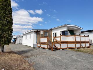 Mobile home for sale in Lebel-sur-Quévillon, Nord-du-Québec, 96, Place  J.-E.-Rivest, 10470491 - Centris.ca