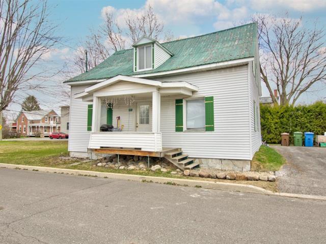 Maison à vendre à Massueville, Montérégie, 821, Rue de Varennes, 18579895 - Centris.ca