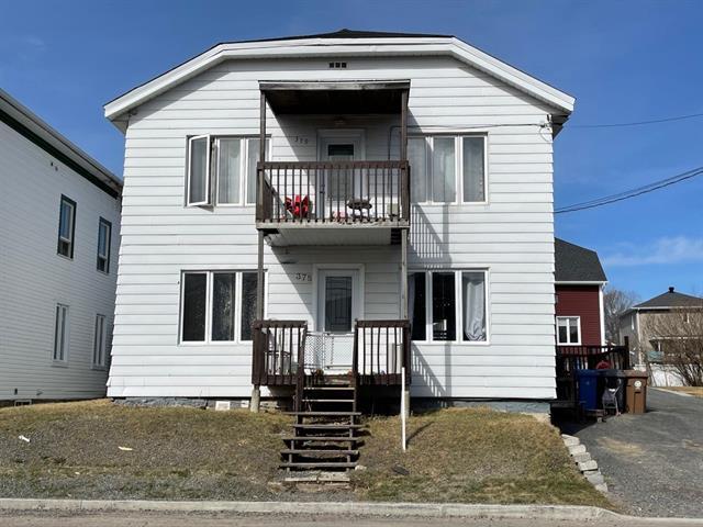 Duplex à vendre à Alma, Saguenay/Lac-Saint-Jean, 375 - 379, Rue  Price Ouest, 16973980 - Centris.ca