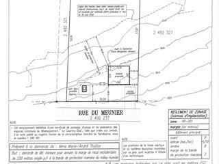 Terrain à vendre à Sainte-Adèle, Laurentides, Rue du Meunier, 22437380 - Centris.ca