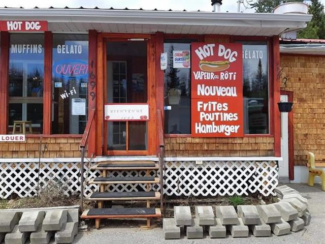 Commercial building for sale in Saint-Fulgence, Saguenay/Lac-Saint-Jean, 1699, Route de Tadoussac, 12020689 - Centris.ca