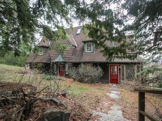 House for sale in Montebello, Outaouais, 388, Chemin  Braulière, 17545964 - Centris.ca