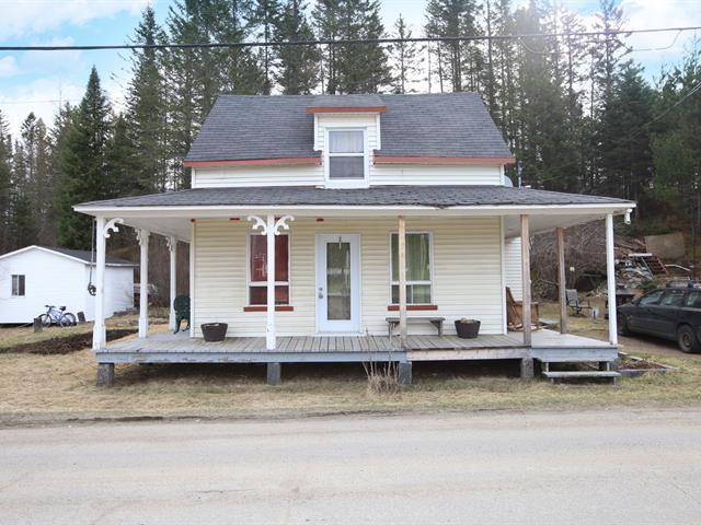 Maison à vendre à Rivière-à-Pierre, Capitale-Nationale, 260, Rue des Loisirs, 27324283 - Centris.ca