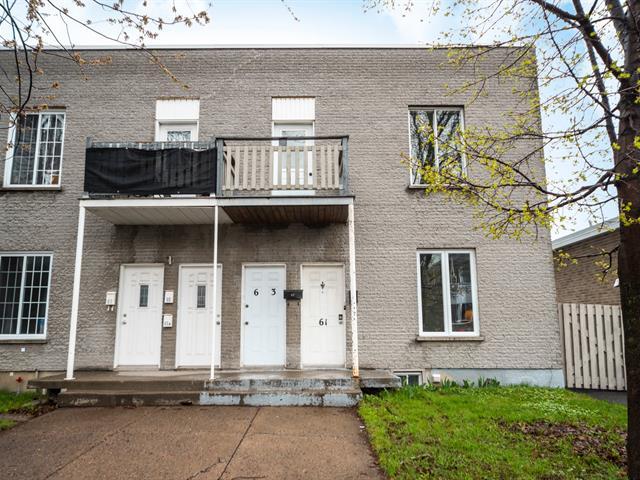 Duplex for sale in Montréal-Est, Montréal (Island), 61 - 63, Avenue  Dubé, 26515499 - Centris.ca
