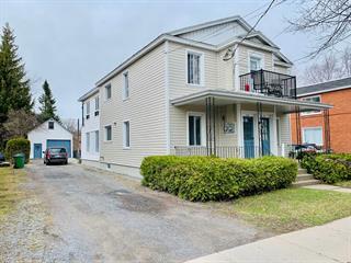 Duplex à vendre à Joliette, Lanaudière, 132 - 134, Rue  Papineau, 26153563 - Centris.ca