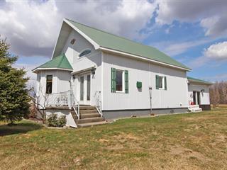 Maison à vendre à Saint-Raphaël, Chaudière-Appalaches, 116, Rue  Duchaine, 16468803 - Centris.ca