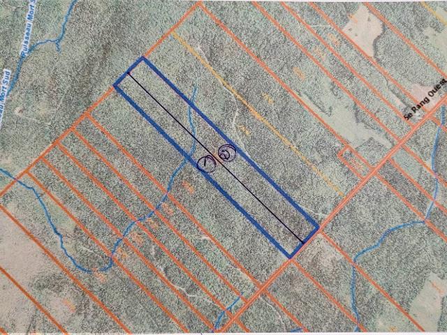 Terre à vendre à Saint-Adalbert, Chaudière-Appalaches, 5e Rang Ouest, 16925519 - Centris.ca