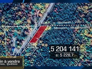 Lot for sale in Messines, Outaouais, Route  105, 26981564 - Centris.ca