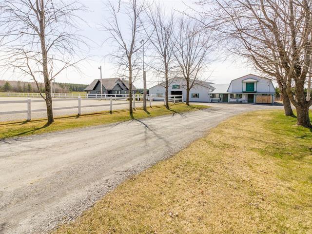 Hobby farm for sale in Saint-Martin, Chaudière-Appalaches, 242, 2e rg de Jersey Sud, 25260891 - Centris.ca