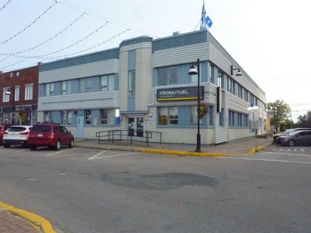 Bâtisse commerciale à vendre à Dolbeau-Mistassini, Saguenay/Lac-Saint-Jean, 1420, boulevard  Wallberg, 13976122 - Centris.ca