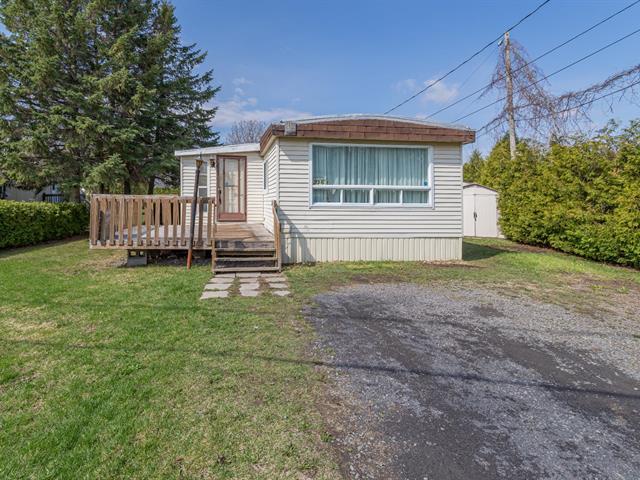 Mobile home for sale in Napierville, Montérégie, 275, Rue  Bayeur, 11204524 - Centris.ca