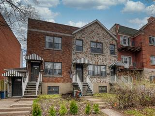 Quadruplex for sale in Montréal (Mercier/Hochelaga-Maisonneuve), Montréal (Island), 2260 - 2266, boulevard  Pie-IX, 16071772 - Centris.ca