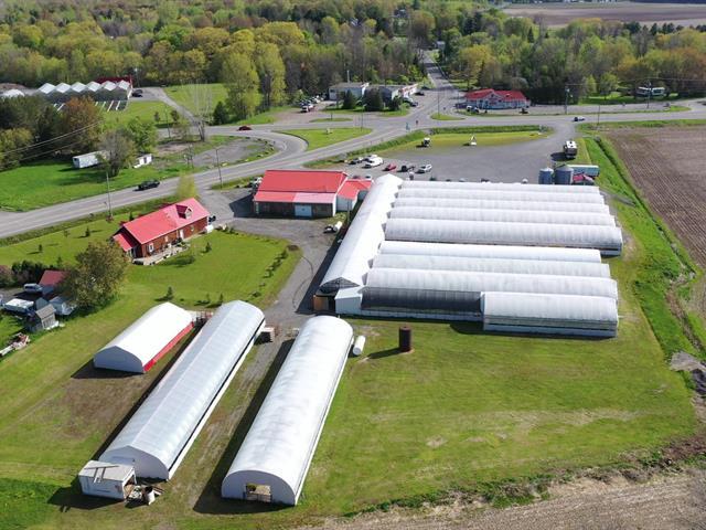 Commercial building for sale in Lacolle, Montérégie, 10 - 12, Route  223, 14318585 - Centris.ca