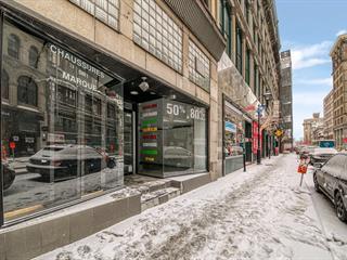 Local commercial à louer à Montréal (Ville-Marie), Montréal (Île), 29, Rue  Notre-Dame Ouest, 10270178 - Centris.ca