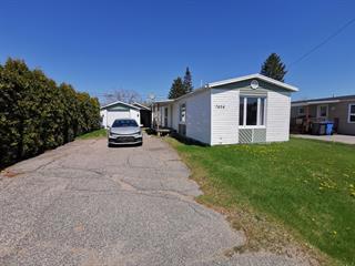 Mobile home for sale in Saguenay (La Baie), Saguenay/Lac-Saint-Jean, 7454, Rue des Hirondelles, 27013843 - Centris.ca