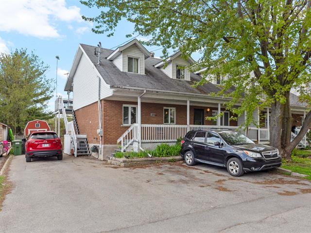 Duplex à vendre à Pointe-des-Cascades, Montérégie, 12 - 12A, Rue  Leroux, 22258479 - Centris.ca