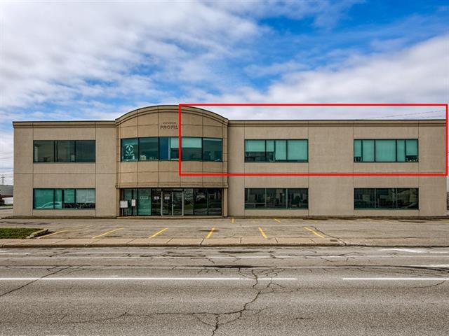 Commercial unit for sale in Laval (Sainte-Rose), Laval, 4000A, boulevard  Le Corbusier, suite 200, 20346352 - Centris.ca