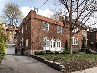 House for sale in Montréal (Côte-des-Neiges/Notre-Dame-de-Grâce), Montréal (Island), 4677, Avenue  Roslyn, 17591166 - Centris.ca