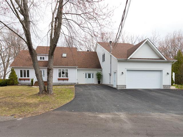 Maison à vendre à Sainte-Anne-de-Sorel, Montérégie, 801Z, Chemin du Chenal-du-Moine, 25763796 - Centris.ca
