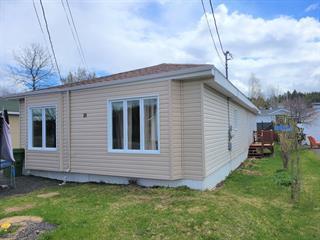 Mobile home for sale in Amqui, Bas-Saint-Laurent, 18, Rue  Bellevue, 12984618 - Centris.ca