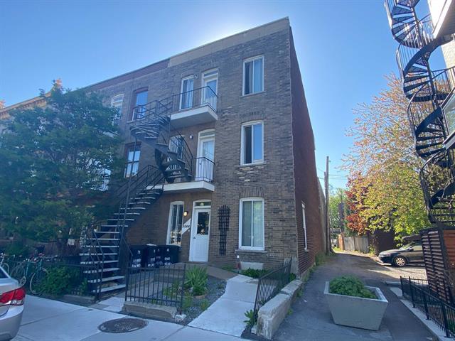 Immeuble à revenus à vendre à Montréal (Le Plateau-Mont-Royal), Montréal (Île), 2160 - 2164, Rue  Rachel Est, 22876510 - Centris.ca