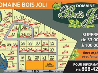 Lot for sale in Saint-Antonin, Bas-Saint-Laurent, Rue des Samares, 25341625 - Centris.ca