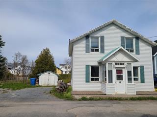 House for sale in Cap-Chat, Gaspésie/Îles-de-la-Madeleine, 14, Rue  Cartier, 25174410 - Centris.ca